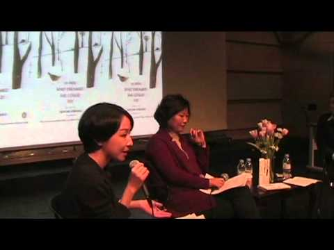 """10 Magazine Book Club Interview of Hwang Sun-Mi author of """"The Hen Who Dreamed She Could Fly"""""""
