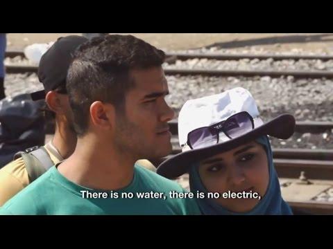 Samaritan's Purse Canada - Escaping War: Europe's Refugees Tell Their Stories