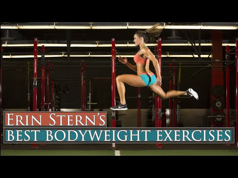 Top 10 Bodyweight Exercises   Get Fit Anywhere