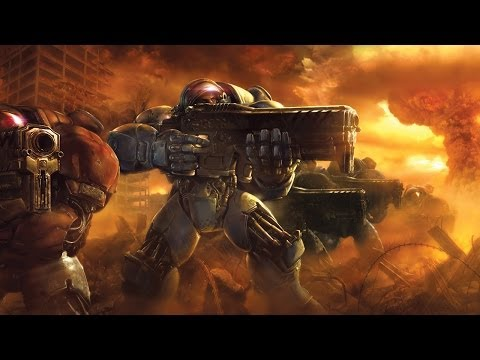 Filmato di apertura di StarCraft II: Wings of Liberty (IT)