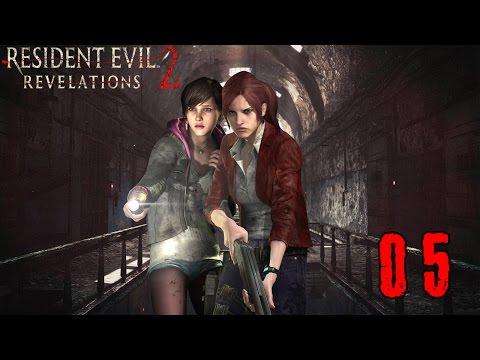 RESIDENT EVIL REVELATIONS 2 #05 - Von Hinten ★ Let's Play ★ ( German / Deutsch ) Blind [ PS4 ]