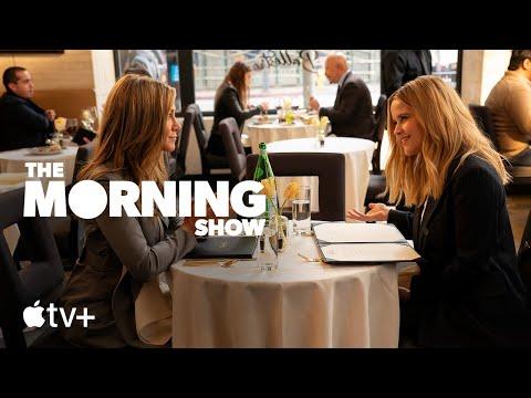 The Morning Show — Season 2 Official Trailer   Apple TV+