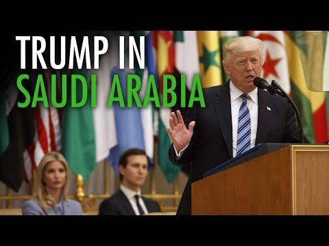 Daniel Pipes grades Trump's speech in Saudi Arabia