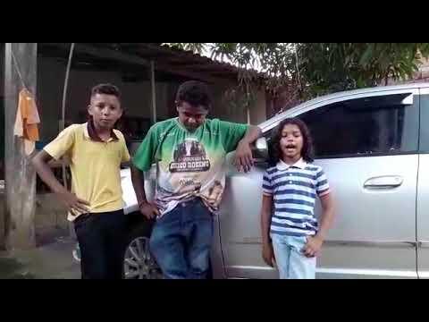 Os canarinhos do Maranhão  botou o pai na roda