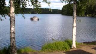 Blender Lake Monster