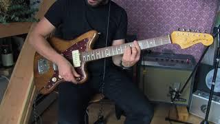 2008 Fender Elvis Costello Signature Jazzmaster Demo