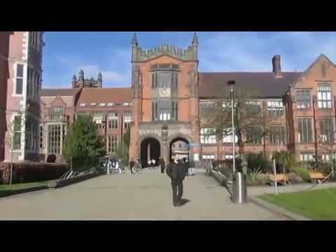 Visit Newcastle University in the UK