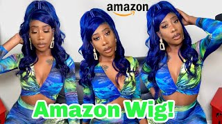 Hey !!!! sooooo I decided to order a amazon wig...I colored it using the water color method watch me work enjoy xoxoxo link to wig: company licoville- 613 ...