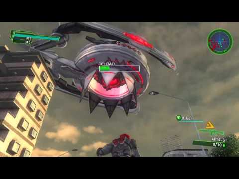 Earth Defense Force 4.1 | Part 2