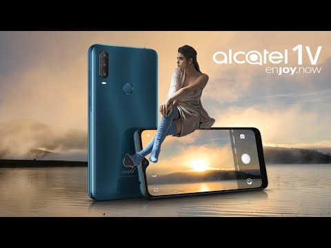 Новинка 2020 года Alcatel 1v на Android 10 всего за 100$ / Онлайнтрейд