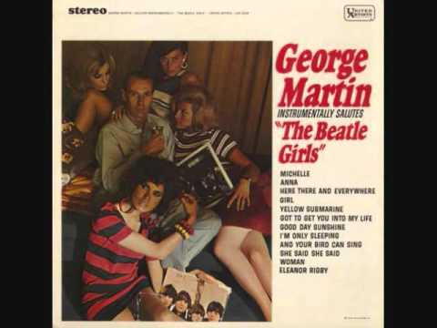 George Martin -  In My Life