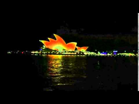 Sydney Opera House Lights Up For Diwali 2015 | The Indian Telegraph Sydney Australia