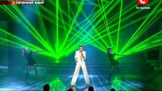 Х-ФАКТОР 3 - [Суперфинал] Юлия Плаксина [05.01.13]