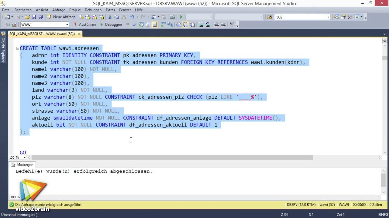 sql_SQLlernenundanwenden–WorkshopTutorial:Tabelleerstellen–MSSQLServer