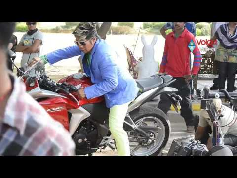 Attarintiki Daredi Movie Making  Peter Hein Explain About Stunt Making Scene vsc