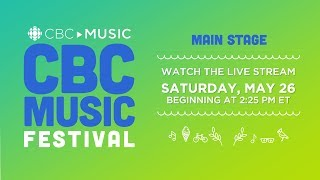 The CBC Music Festival: Main Stage