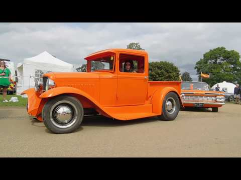 NSRA Supernats Hot Rod Cruise Out 2017