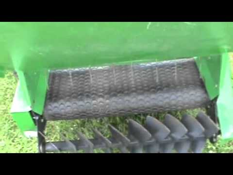 Earth Turf 320 And Top Dresser Spreader Ground Drive Rubber Belt For Mark Supply