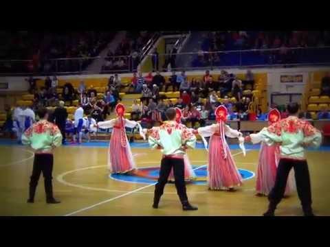 Ансамбль танца и музыки Иван-да-Марья. Хороводная.