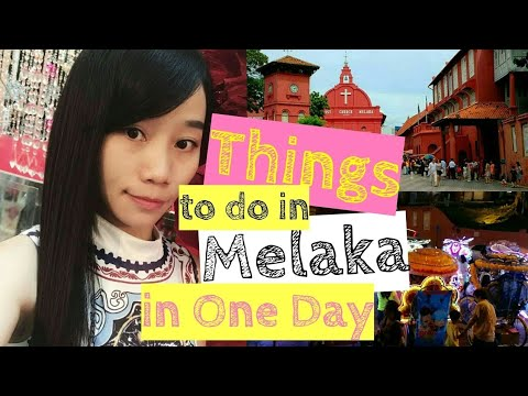 Melaka Malaysia - Top 14 Things to do in Malacca Malaysia in One Day [Small Girl Big World]