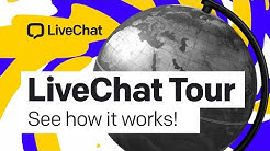 LiveChat product tour: see how it works!