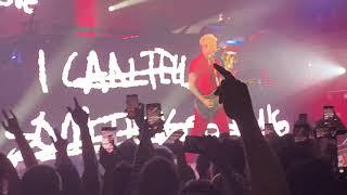 Machine Gun Kelly- I Think I'm Okay LIVE! (Hotel Diablo Tour)