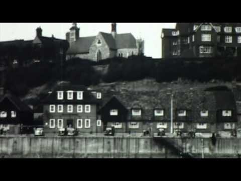 Folkestone - UK - Early 1960's -Vintage Footage