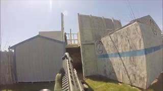 Horsemen Airsoft - Open Play - Pekin Paintball - ShortFuse - Part 1