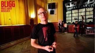 """BLIGG """"DIE BRASS ABER HERZLICH TOUR 2012"""""""