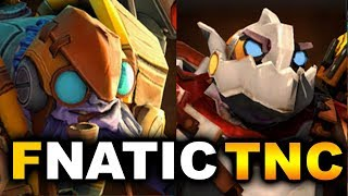 FNATIC vs TNC - SEA Semi-Final Ownage - SL iLeague 4 DOTA 2