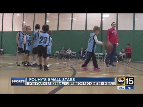 Small Stars: NYS Youth Basketball