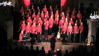 Amazingers - Get On Board (Live in Erlangen 13.12.2009)