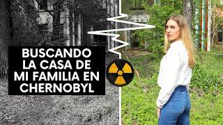 LA HISTORIA DE MI FAMILIA QUE VIVIÓ EN CHERNOBYL ✦ CIUDAD FANTASMA POLISKE ✦ IRYNA FEDCHENKO
