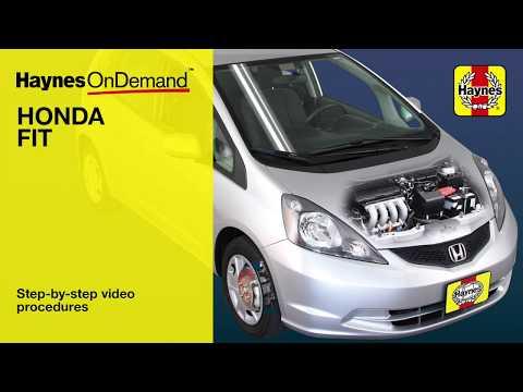 Haynes Manuals - Honda Fit (2007 - 2013) OnDemand preview