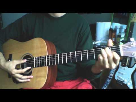 Volver Volver - Vicente Fernandez Guitar Lesson - tutorial - como tocar - en guitarra - PART 2
