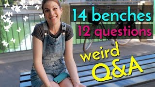 PINEAPPLES ON PIZZA & BOARD GAME THAT MADE ME CRY | Weird Q&A Video