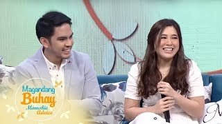 Magandang Buhay Momshie Advice: Keep God at the center of your relationship