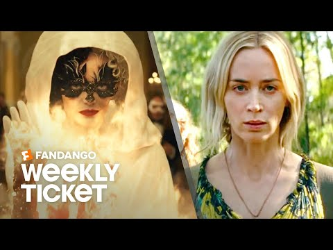 What to Watch: 2021 Summer Movie Preview | Weekly Ticket