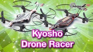 Kyosho Drone Racer presentado en Tokyo - MiniZ Channel - 699