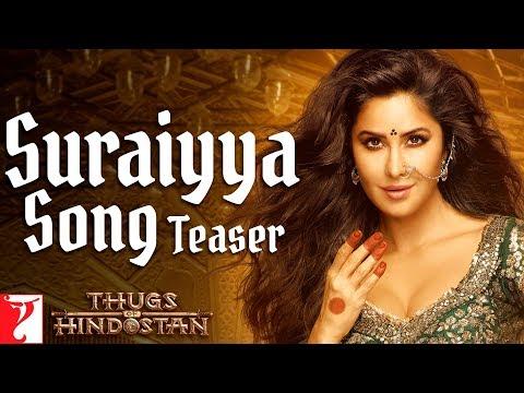 Suraiyya Song Teaser | Thugs Of Hindostan | Aamir, Katrina | Ajay-Atul, Amitabh B | Vishal, Shreya