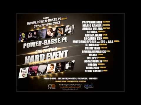 Dj Daemon - Hard Event vol 2 Power-Basse,pl