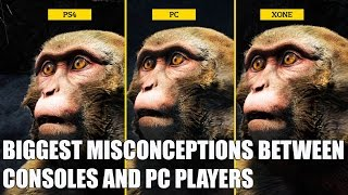 14 Biggest Misconceptions PC And Console Gamers Have About Each Other