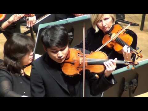 Brahms Violin Concerto in D, Op. 77 1st Movement