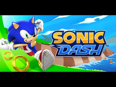 Sonic Dash Games For Kids - Sonic Games  For IOS: IPhone / IPad, Android