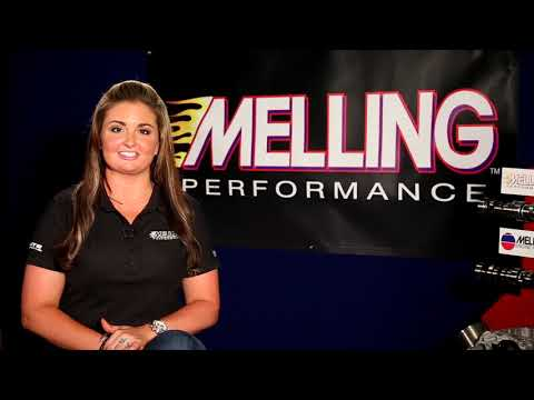 Erica Enders - Melling has oil pumps, cams, timing, valve train, and cylinder sleeves!