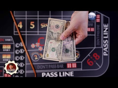 Win with $15 Risk or Less - Craps Betting Strategy