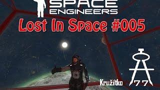 Space Engineers - Lost In Space 005 (cz/sk) Minisvářečka a industriálna zóna