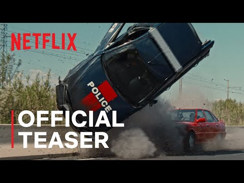 Lost Bullet Official Teaser Netflix Youtube