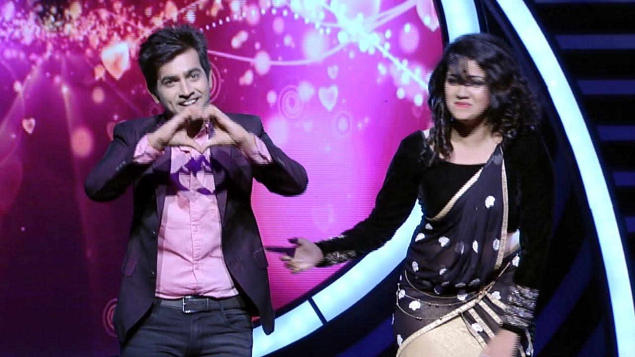 D3 D 4 Dance I Neerav, Prasanna & Aparna I Mazhavil Manorama