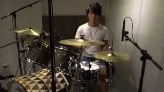 Mouse on the Keys - 最後の晩餐 (Drum Cover) Hi ! I'm Finn! Taiwanes...